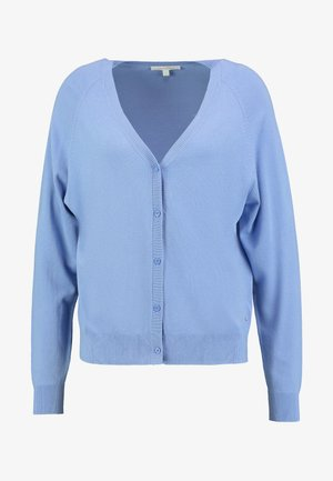 EASY CARDIGAN - Cardigan - fresh blue