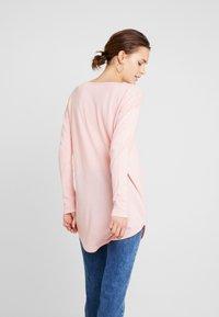 TOM TAILOR DENIM - EASY LONG - Maglione - blush pink - 2