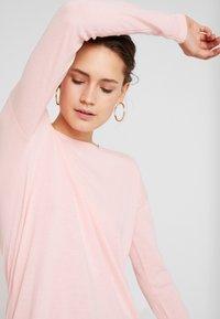 TOM TAILOR DENIM - EASY LONG - Maglione - blush pink - 4