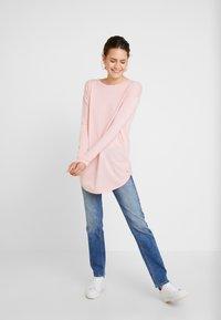TOM TAILOR DENIM - EASY LONG - Maglione - blush pink - 1