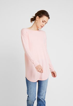EASY LONG - Jumper - blush pink
