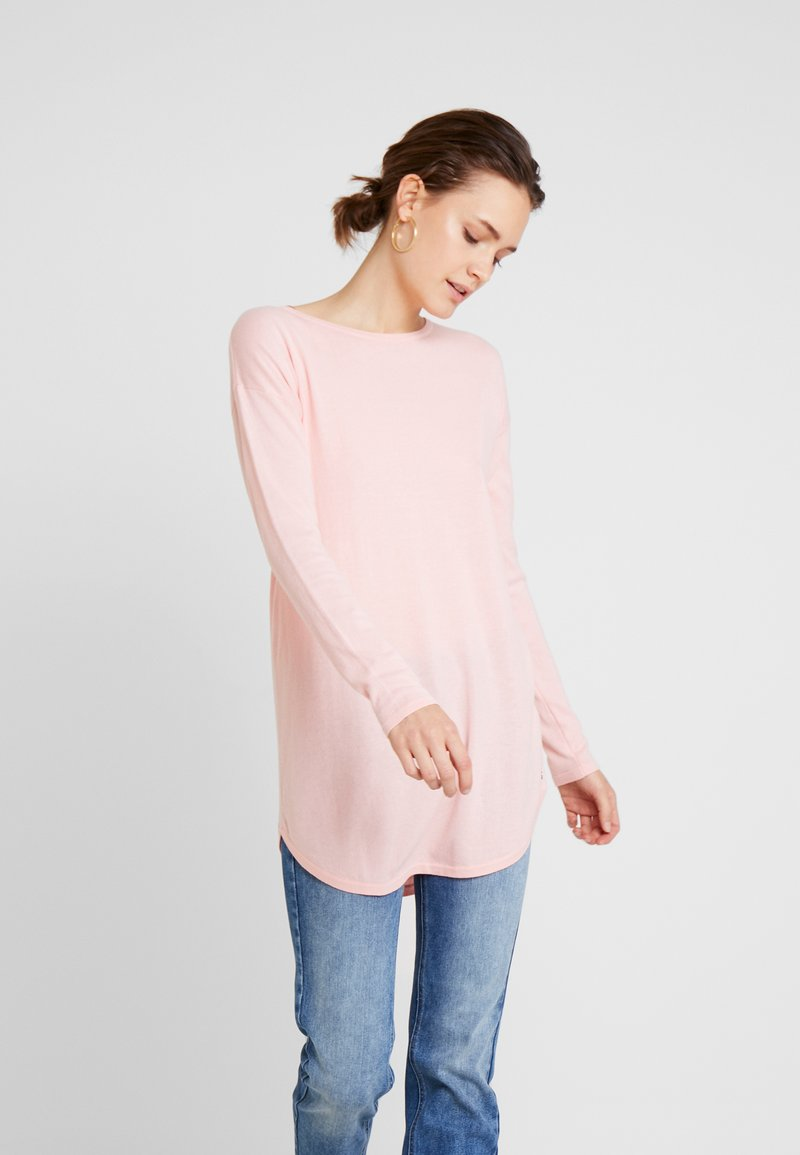 TOM TAILOR DENIM - EASY LONG - Maglione - blush pink