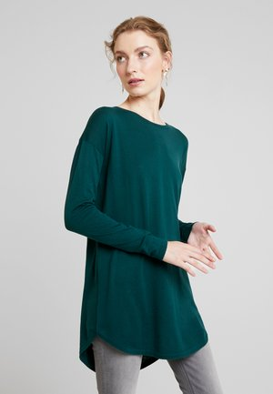 EASY LONG - Maglione - deep green lake