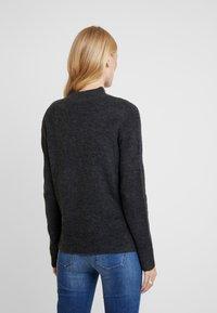 TOM TAILOR DENIM - Stickad tröja - shale grey melange - 2