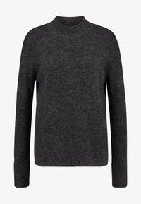 TOM TAILOR DENIM - Stickad tröja - shale grey melange - 5