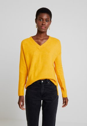 Neule - sunflower yellow
