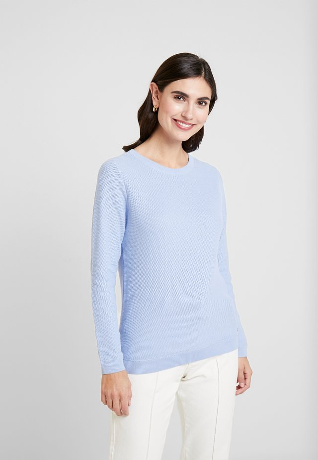 HONEYCOMB - Sweter - fresh light blue