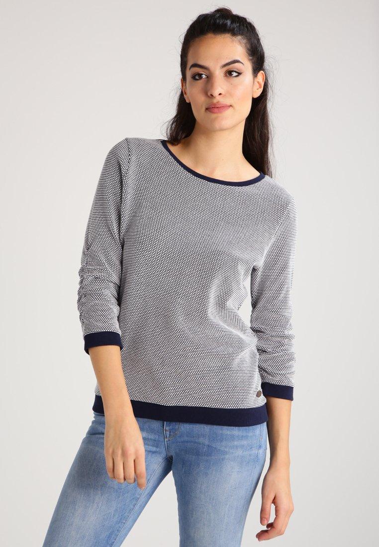 TOM TAILOR DENIM - Sweatshirt - real navy blue