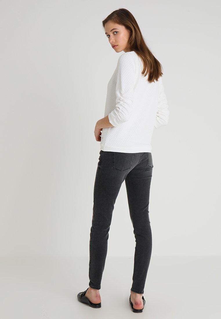 Tailor White Off StructuredSweatshirt Denim Tom 8nXO0wNPk