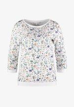 FLOWER  - Sweatshirt - off white