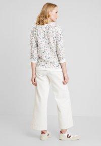 TOM TAILOR DENIM - FLOWER  - Sweatshirt - off white - 2