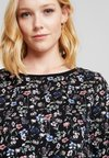 TOM TAILOR DENIM - FLOWER  - Sweatshirt - black