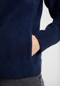 TOM TAILOR DENIM - JACKET - Fleecová bunda - real navy blue - 3