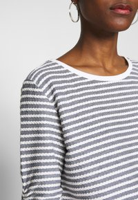 TOM TAILOR DENIM - STRIPED - Longsleeve - white - 4