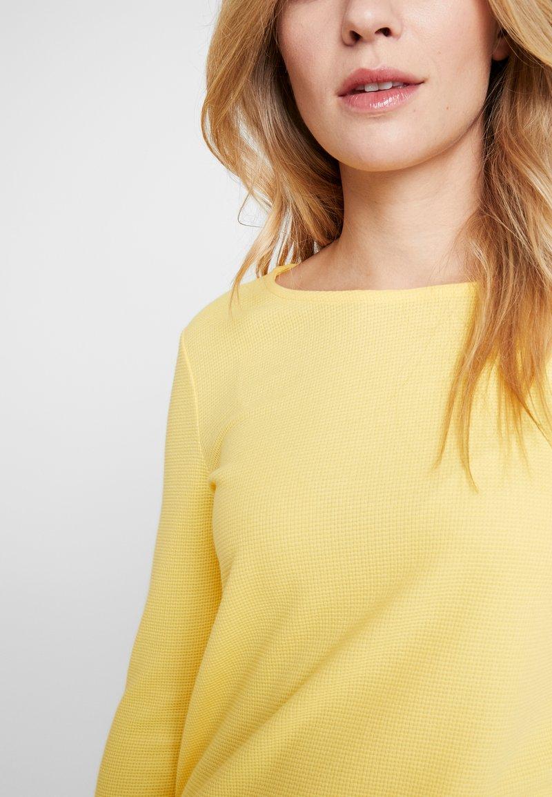 TOM TAILOR DENIM EASY - Maglietta a manica lunga - golden summer yellow O4IEad per la promozione