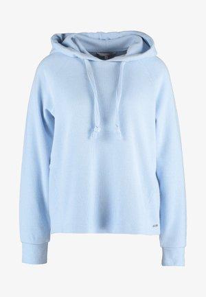 COSY HOODIE - Bluza z kapturem - fresh light blue