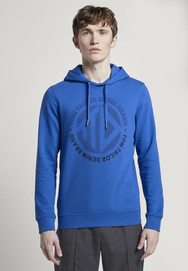 Jersey con capucha - bright king blue