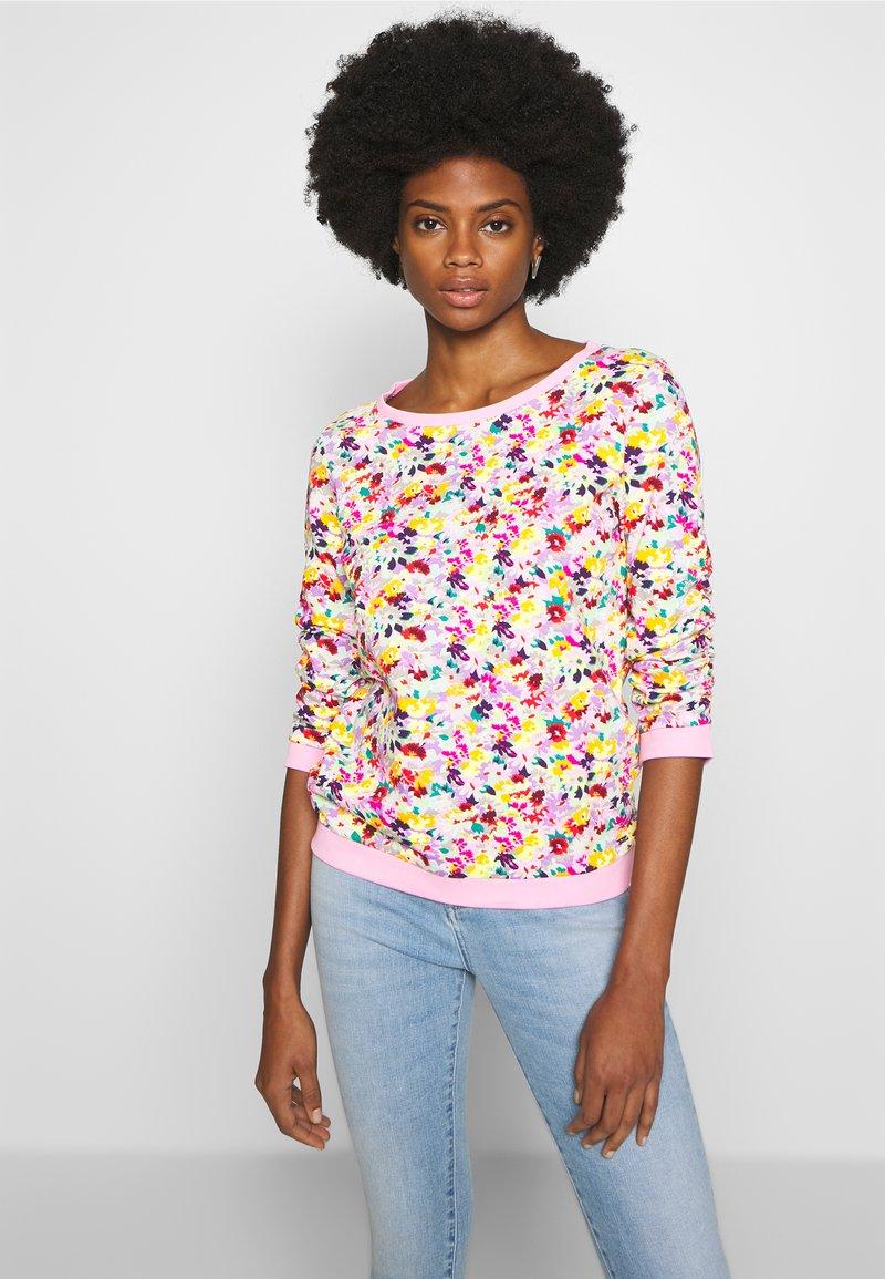 TOM TAILOR DENIM - BASIC - Sweatshirt - multicolor