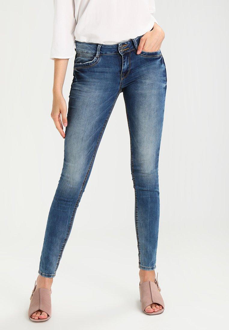 TOM TAILOR DENIM - JONA - Jeans Skinny Fit - denim