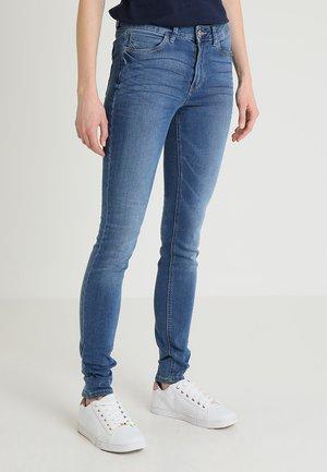 NELA - Skinny džíny - mid stone denim