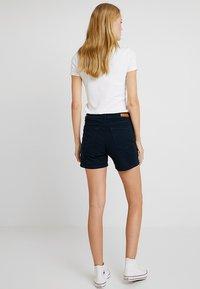 TOM TAILOR DENIM - CAJSA - Jeans Short / cowboy shorts - sky captain blue - 2