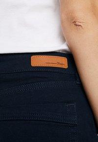 TOM TAILOR DENIM - CAJSA - Jeans Short / cowboy shorts - sky captain blue - 4