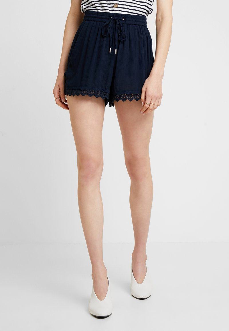 TOM TAILOR DENIM - RELAXED - Shorts - sky captain blue