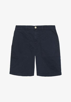 CHINOCARGO BERMUDA - Shorts - real navy blue