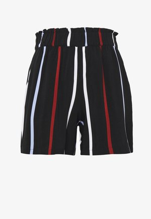 RELAXED - Shorts - black/blue/rust