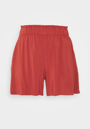 RELAXED - Shorts - rust orange