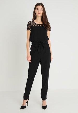 OVERALL - Tuta jumpsuit - deep black