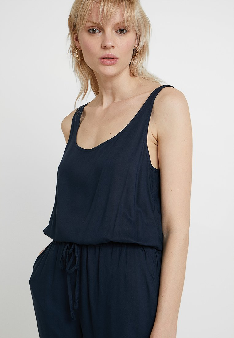 TOM TAILOR DENIM - RELAXED OVERALL - Jumpsuit - sky captain blue