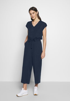 OVERALL - Overal - real navy blue