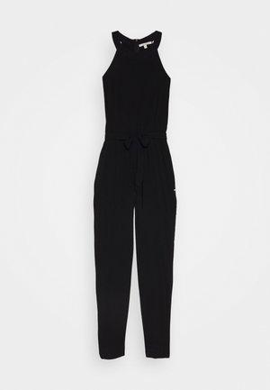 NECKHOLDER - Jumpsuit - deep black