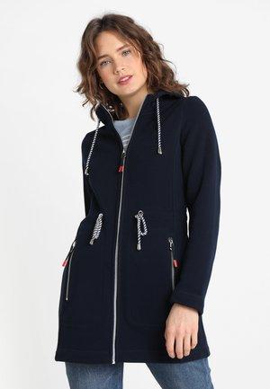 SOFT SHELL COAT - Zimní kabát - sky captain blue