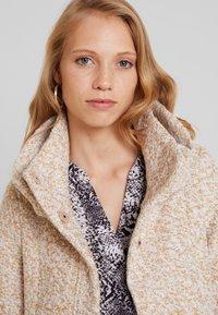 TOM TAILOR DENIM - COAT - Short coat - camel - 3