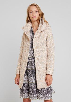 COAT - Krátký kabát - camel