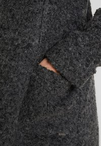TOM TAILOR DENIM - COAT - Manteau court - light tarmac grey melange - 5