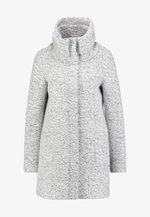 COAT - Short coat - grey black