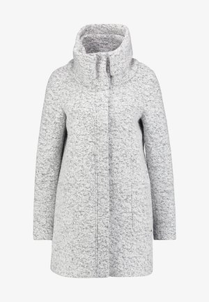COAT - Short coat - grey black