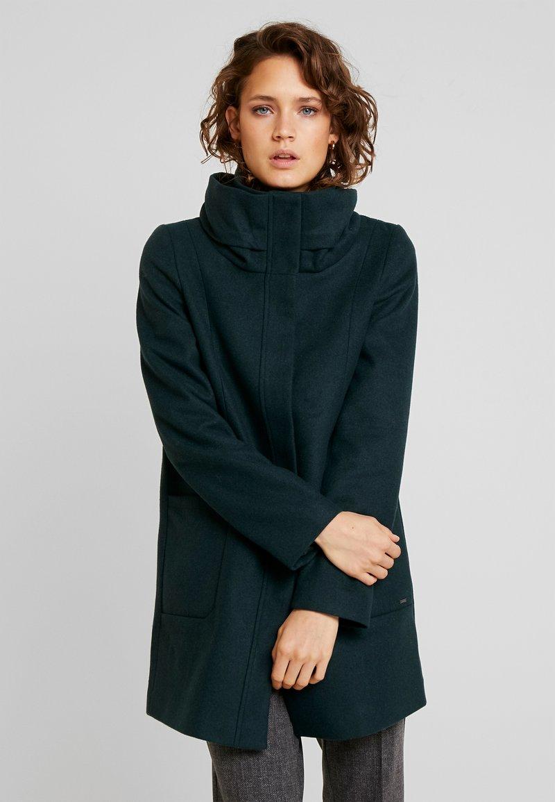 TOM TAILOR DENIM - Classic coat - sycamore green
