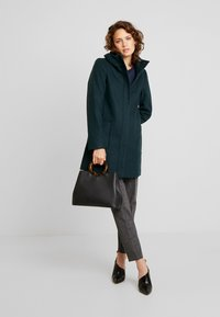 TOM TAILOR DENIM - Manteau classique - sycamore green - 1