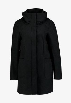 Zimní kabát - deep black