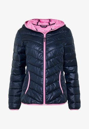 LIGHT PADDED JACKET - Vinterjakke - sky captain blue
