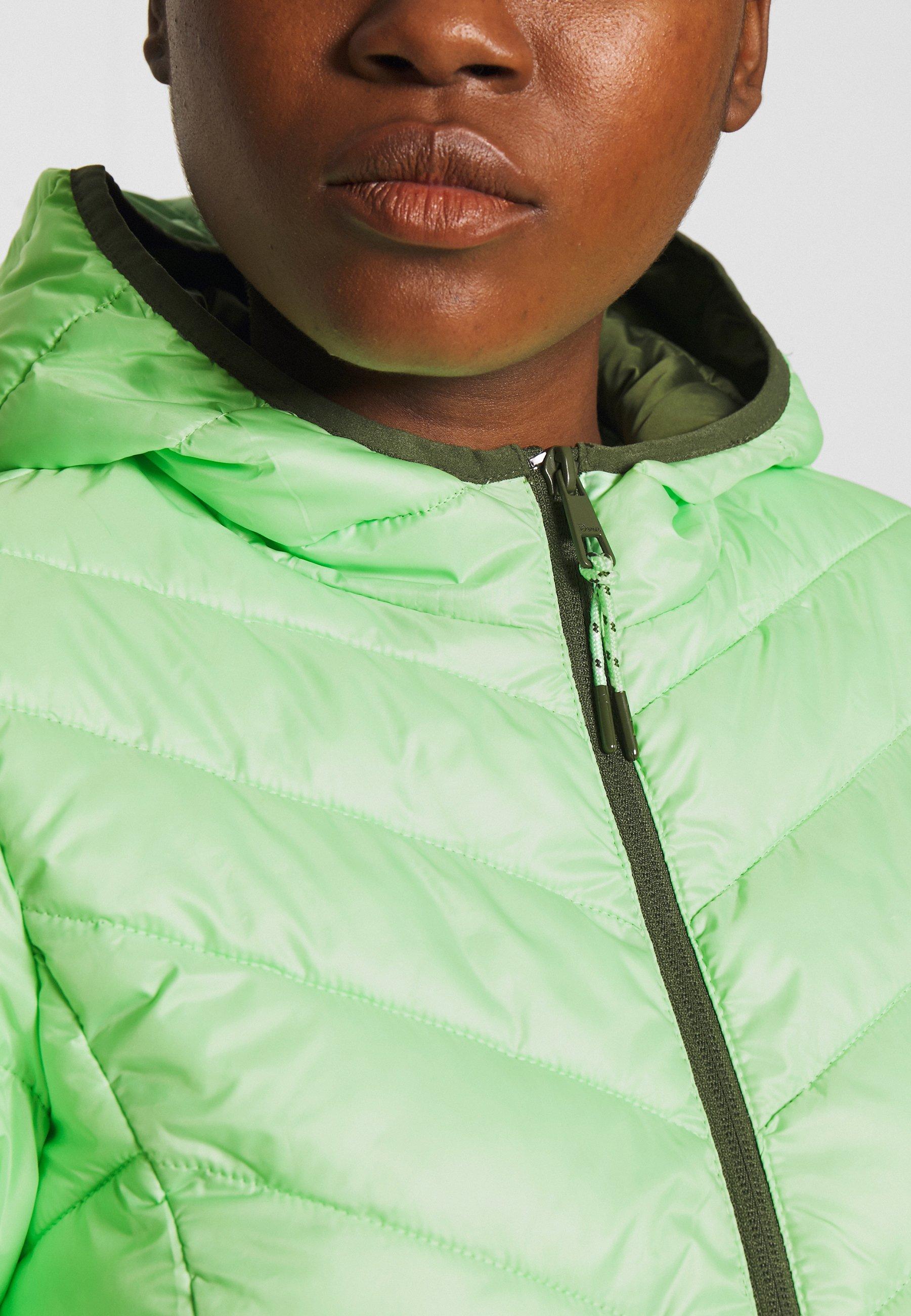TOM TAILOR DENIM LIGHT PADDED JACKET - Vinterjakke - soft neo green