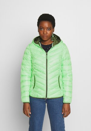 LIGHT PADDED JACKET - Kurtka zimowa - soft neo green
