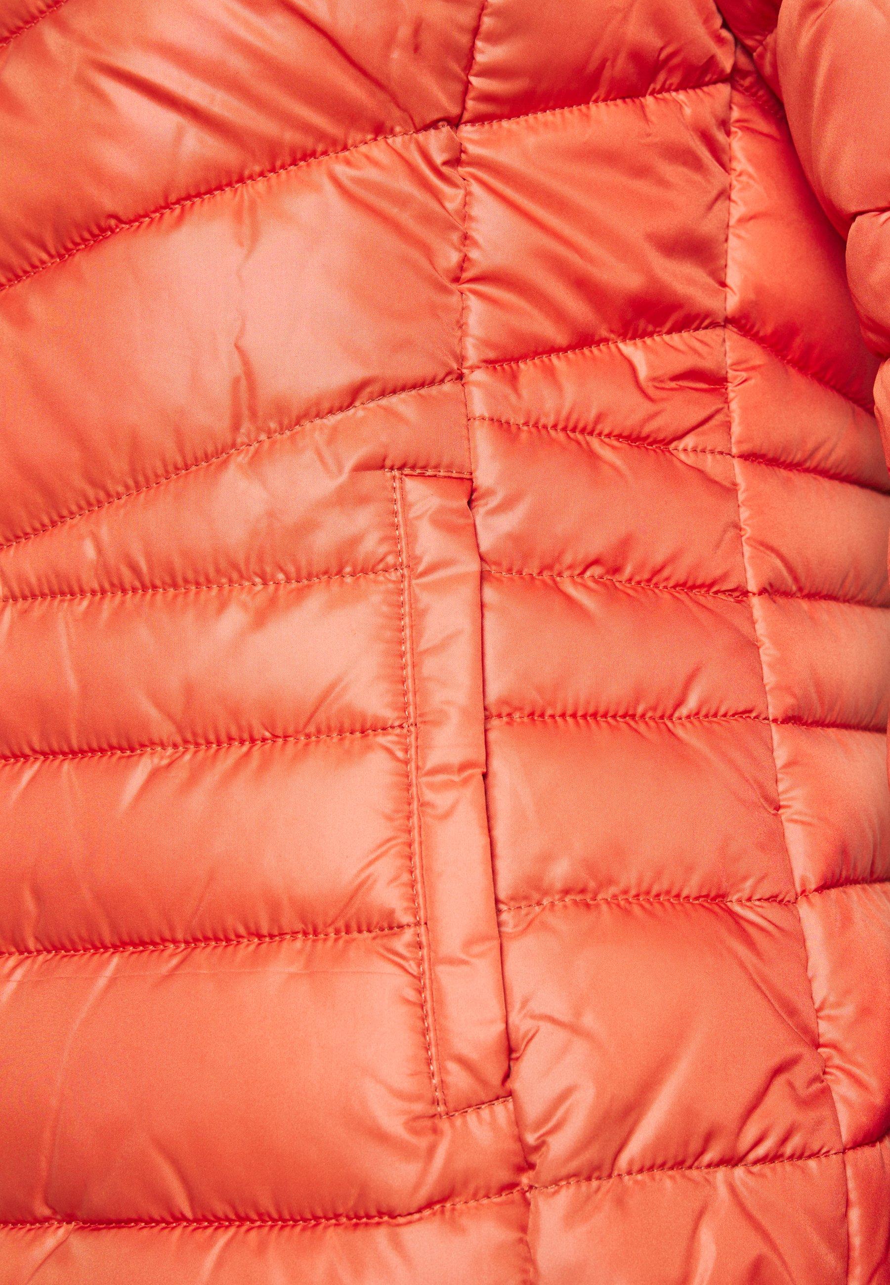 TOM TAILOR DENIM LIGHT PADDED JACKET - Übergangsjacke - burnt coral | Damenbekleidung billig