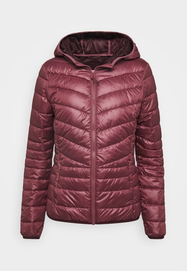 LIGHT PADDED JACKET - Jas - renaissance rose