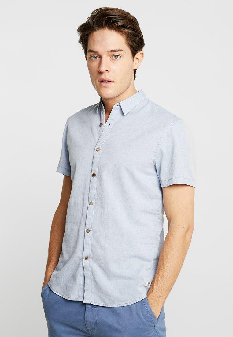 TOM TAILOR DENIM - Camisa - blue younder
