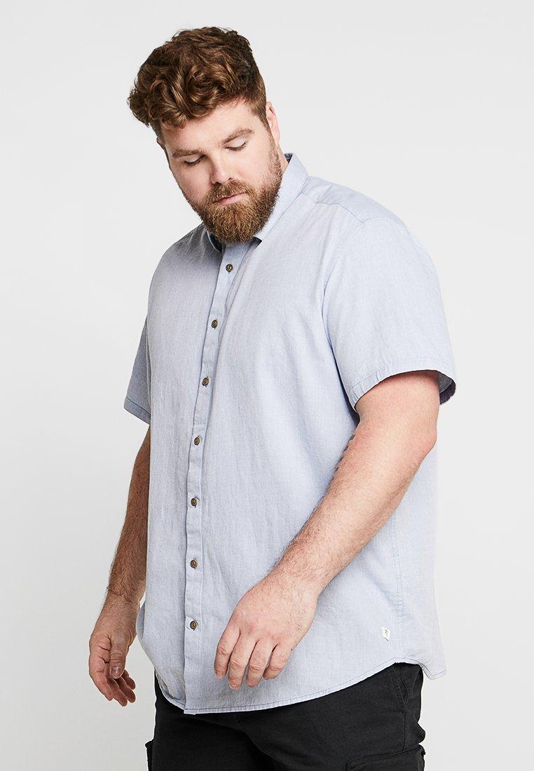 TOM TAILOR DENIM - SHORT SLEEVE SHIRT - Shirt - blue younder